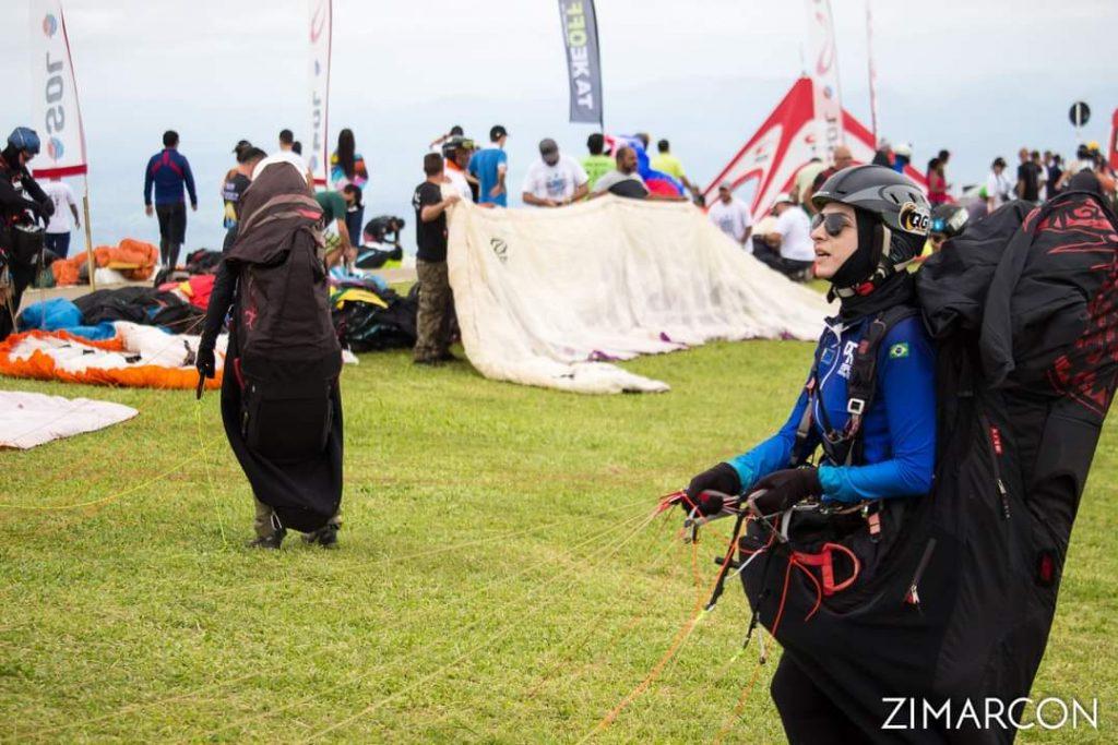 Campeonatos de Paraglider