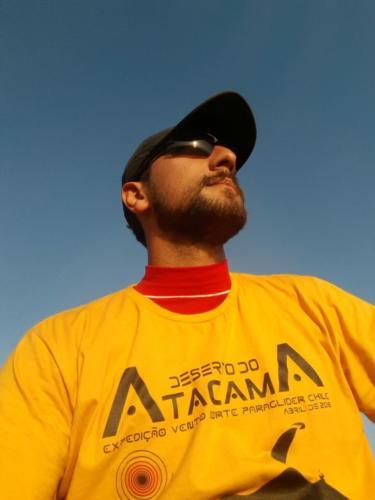 camiseta atacama vento norte