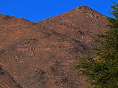 desierto do atacama cerros pintados