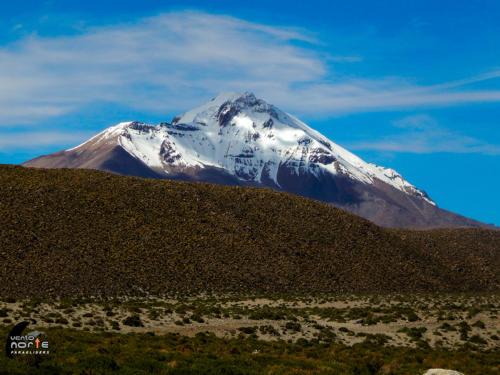 vulcao isluga parque